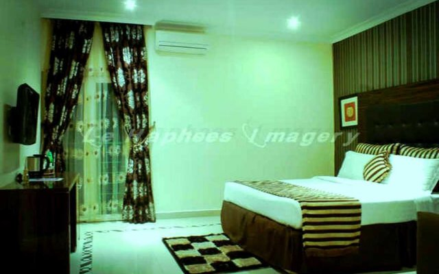 Отель Villa Angelia Boutique Лагос комната для гостей