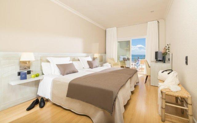 Отель & Spa Terraza Испания, Курорт Росес - 1 отзыв об отеле, цены и фото номеров - забронировать отель & Spa Terraza онлайн комната для гостей