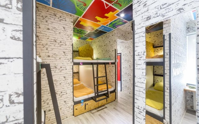 Chillout Hostel Zagreb вид на фасад