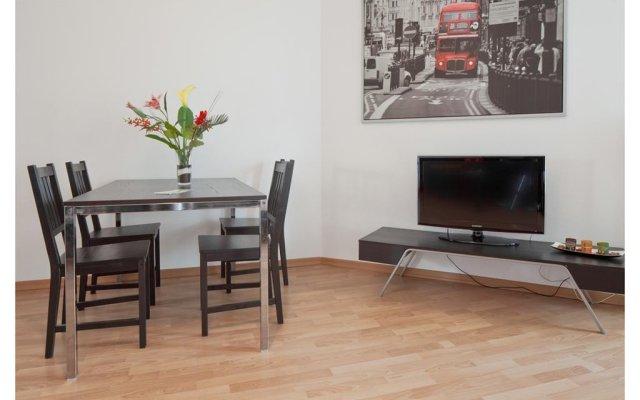 Апартаменты City Apartments Берлин комната для гостей