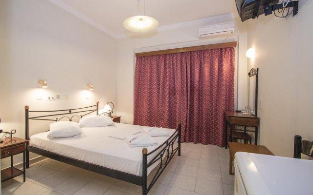 Отель Petra Nera Греция, Остров Санторини - отзывы, цены и фото номеров - забронировать отель Petra Nera онлайн комната для гостей