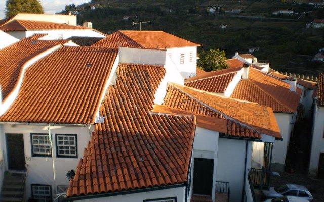Отель Casa Da Chica вид на фасад