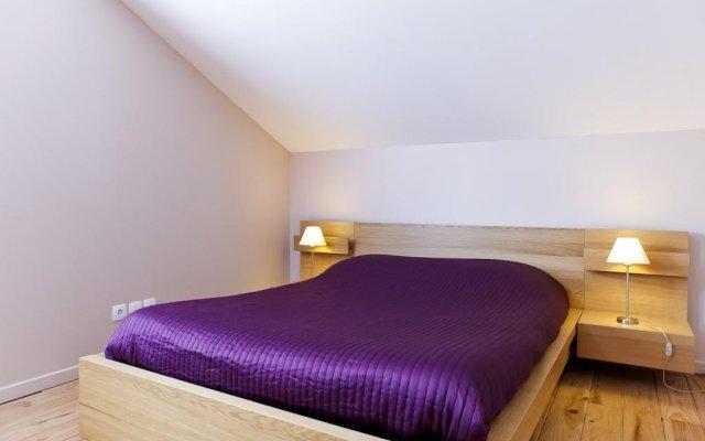 Отель La Closerie de Fourvière Франция, Лион - отзывы, цены и фото номеров - забронировать отель La Closerie de Fourvière онлайн комната для гостей