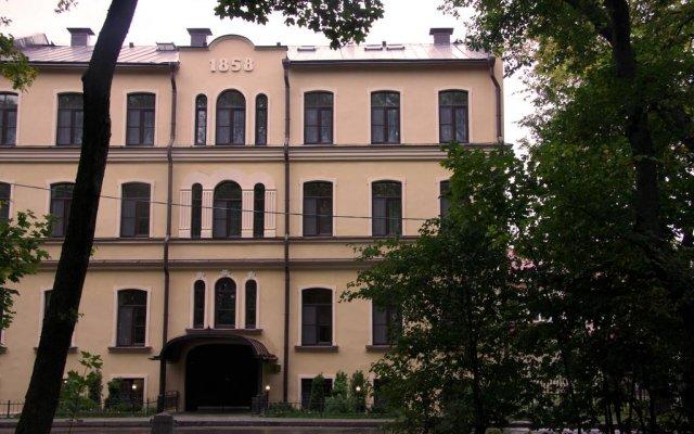 Гостевой Дом Шлиссельбург вид на фасад
