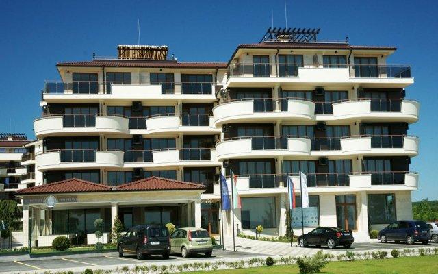 Отель Long Beach Resort & Spa Болгария, Аврен - 1 отзыв об отеле, цены и фото номеров - забронировать отель Long Beach Resort & Spa онлайн вид на фасад