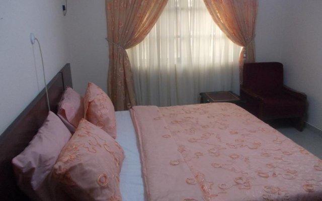 Conference Hotel & Suites Ijebu комната для гостей