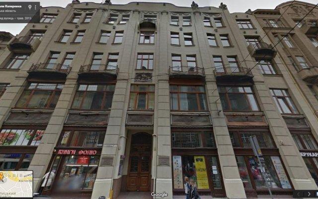 Гостиница Appartment Arkadiya вид на фасад