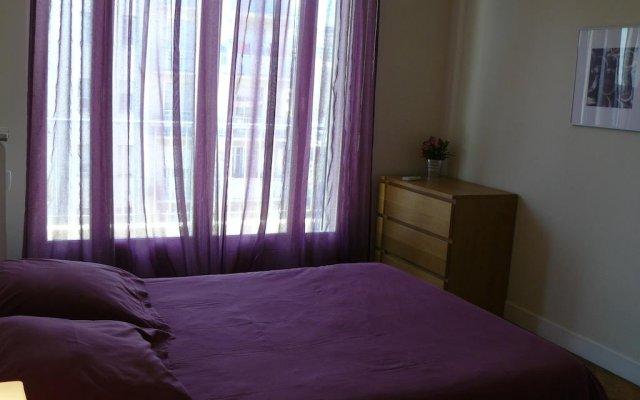 Апартаменты Apartment Oiseau Bleu комната для гостей