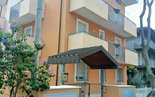 Отель Casa Vacanze Rivabella вид на фасад