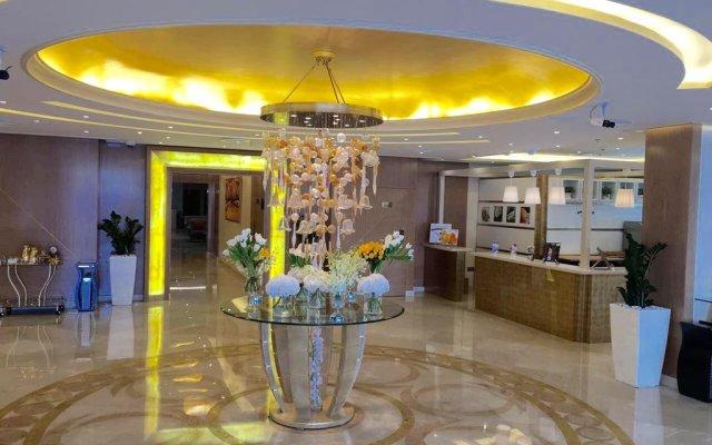 Отель Roda Metha Suites интерьер отеля