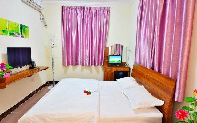 Отель Xiamen Blue Sky Apartment Китай, Сямынь - отзывы, цены и фото номеров - забронировать отель Xiamen Blue Sky Apartment онлайн комната для гостей