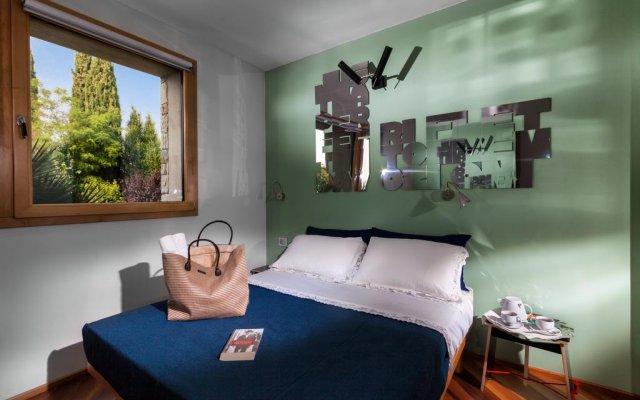 Отель Villa Benedita Италия, Манерба-дель-Гарда - отзывы, цены и фото номеров - забронировать отель Villa Benedita онлайн комната для гостей