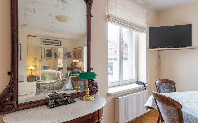 Апартаменты Wilde Guest Apartments Old Town комната для гостей