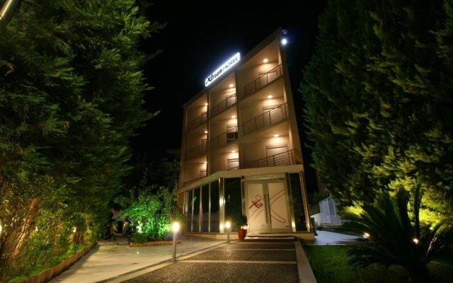 Отель X Dream One вид на фасад