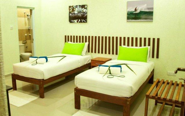 Отель Askani Thulusdhoo Остров Гасфинолу комната для гостей