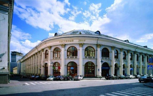 Гостиница Эден в Москве 6 отзывов об отеле, цены и фото номеров - забронировать гостиницу Эден онлайн Москва вид на фасад