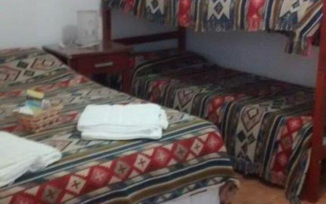 Отель Haciendo Milagros Вилья Кура Брочеро комната для гостей
