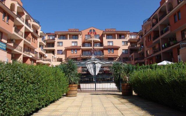 Отель Efir 2 Aparthotel Солнечный берег