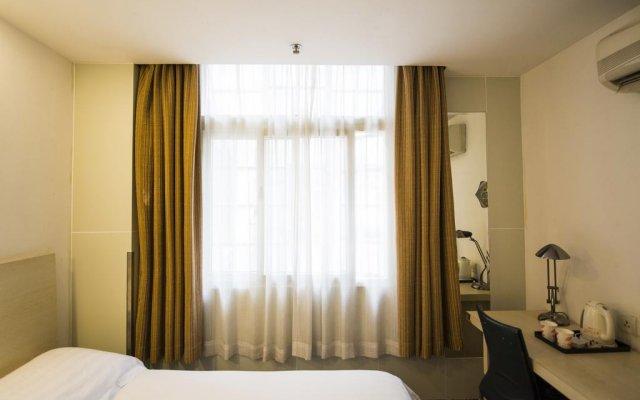 Отель Motel 268 Shanghai Ledu Road комната для гостей