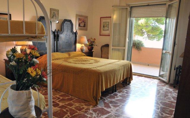 Отель Bed and Breakfast Casa del Mandorlo Сиракуза комната для гостей