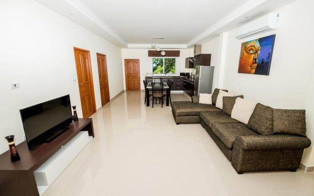 Отель Platinum Residence Villa комната для гостей