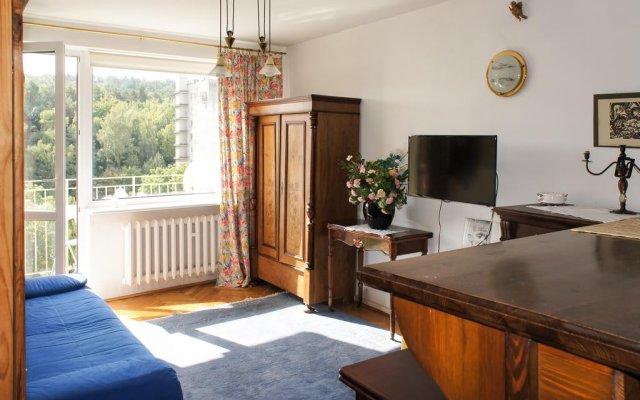 Отель Apartmenty Holiday Сопот комната для гостей