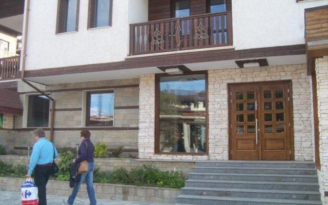 Апартаменты Ski & Holiday Self-Catering Apartments Fortuna вид на фасад