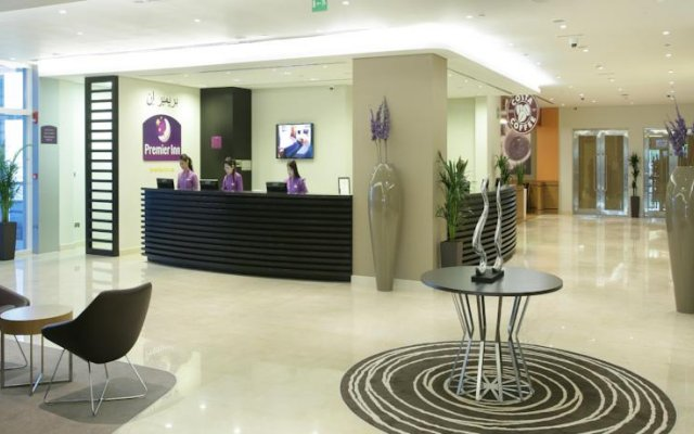 Premier Inn Abu Dhabi Int Airport 1