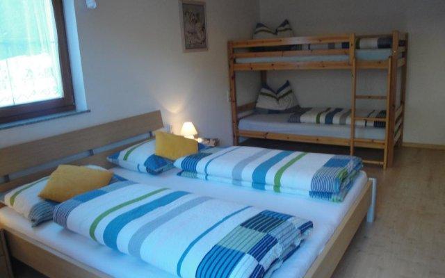 Отель Huterhof Сарентино комната для гостей