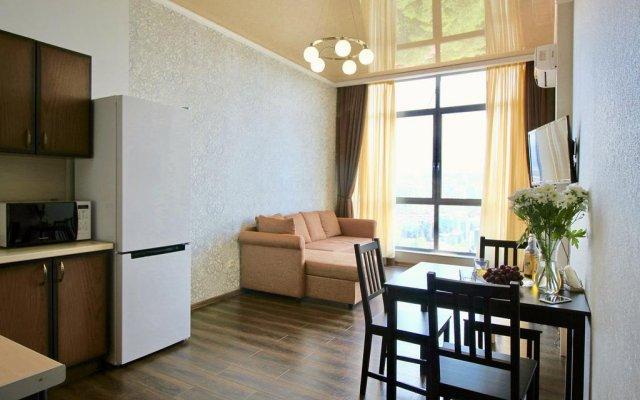 Апартаменты Apartment na Vorovskogo Сочи комната для гостей