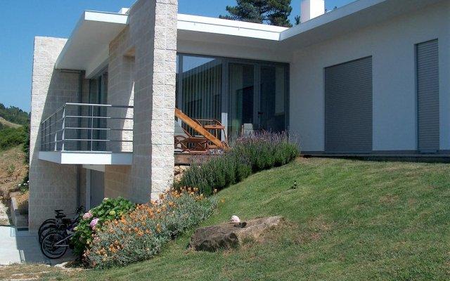 Отель Relax in Luxury Paradise Villa - Ericeira вид на фасад