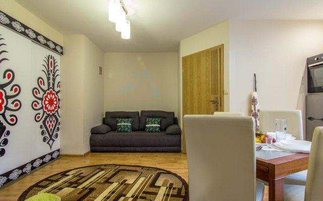 Отель Apartamenty Emma Закопане комната для гостей