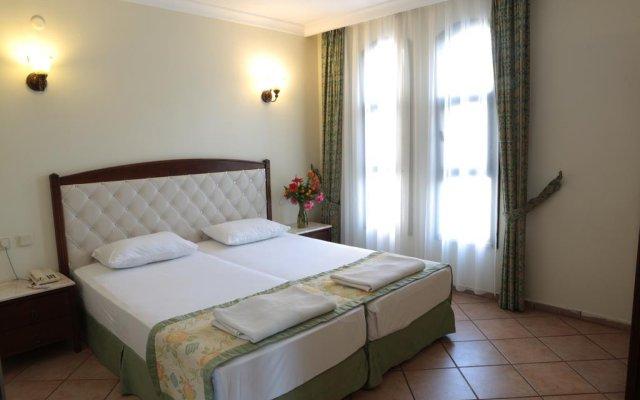Отель Club Turquoise Apart комната для гостей