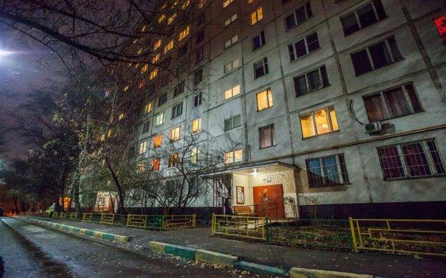 Гостиница Domumetro на Якадемика Янгеля вид на фасад