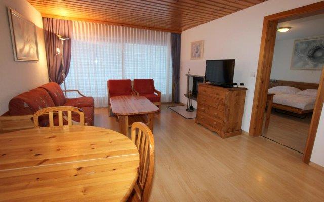 Отель Résidence Mont-calme Нендаз комната для гостей
