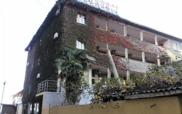 Гостиница Фламинго 2 вид на фасад