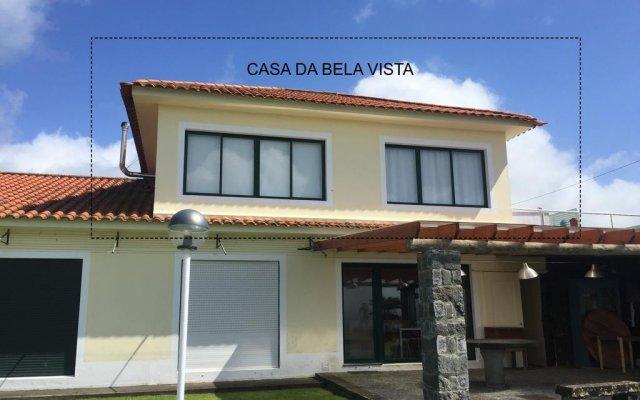 Отель Casa da Bela Vista вид на фасад