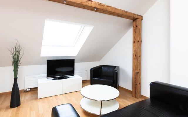 Отель Swiss Star Marc Aurel комната для гостей