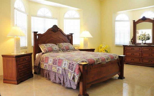 Отель Sea View Heights Villa Montego Bay комната для гостей