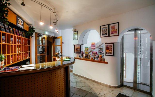 Отель DnD Apartments Buda Castle Венгрия, Будапешт - отзывы, цены и фото номеров - забронировать отель DnD Apartments Buda Castle онлайн интерьер отеля