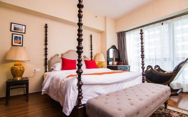 All Right Hotel комната для гостей