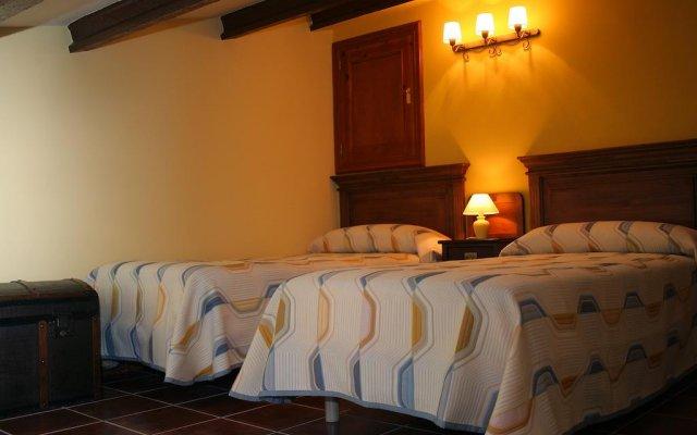 Отель Caserón El Remedio II Испания, Ункастильо - отзывы, цены и фото номеров - забронировать отель Caserón El Remedio II онлайн комната для гостей