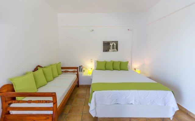 Отель Ampelonas Apartments Греция, Остров Санторини - отзывы, цены и фото номеров - забронировать отель Ampelonas Apartments онлайн комната для гостей