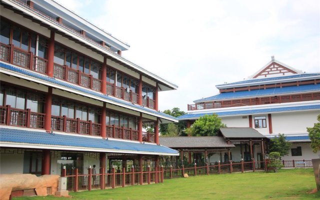 Отель Xiamen Aqua Resort Китай, Сямынь - отзывы, цены и фото номеров - забронировать отель Xiamen Aqua Resort онлайн вид на фасад