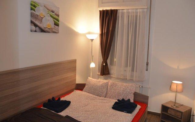 Отель NN Apartmanette комната для гостей