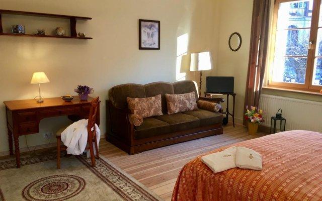 Отель Sopot Residence Сопот комната для гостей
