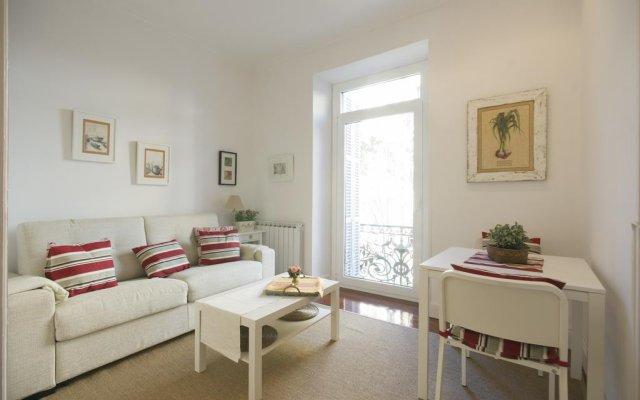 Апартаменты SanSebastianForYou / Loyola Apartment Сан-Себастьян комната для гостей