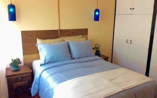 Отель Casa Bonita Гвадалахара комната для гостей