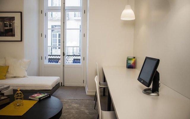Отель T Lisbon Rooms InSuites комната для гостей