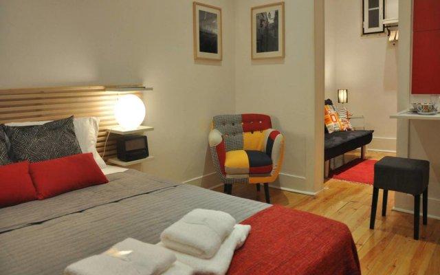 Отель Local Amigo - Lisboa комната для гостей